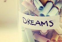Dreams / by Beth Cathcart