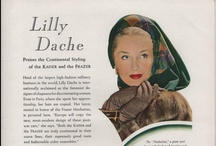 Designer: Lilly Dache / by Elle