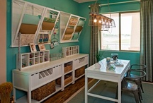 Craft Room / by Beth Parsons