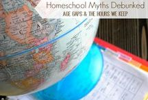 Homeschool Activities and Resources / Homeschool resources, homeschool ideas and homeschool curriculum for all ages.