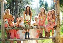 Country Weddings / Nunta country