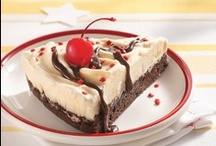 Chill Time Treats / Ice Cream Pies and Cakes, Popsicles, and Icebox Pies / by Clemson Tigger