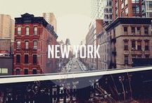 United States ڿڰۣ♥ڿڰۣ / The city of light, the city of dreams, the city never sleep  / by ♚ Δrtemis Pham ♚