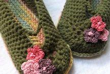 crochet and knitting / by Ju Lou