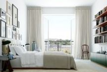 Bedrooms / by Ale Nicolet
