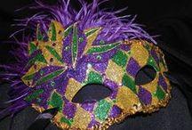 Party: Mardi Gras / by JEANNiE Z.MiLES