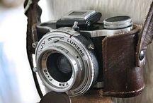 Cameras / Old vintage analoge camera's