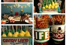 Party: Game Night / Game Night & Menu {Mexican food & Margaritas} / by JEANNiE Z.MiLES