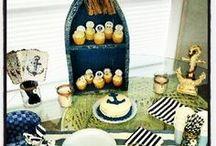 Party: Nautical Birthday (30th) / by JEANNiE Z.MiLES