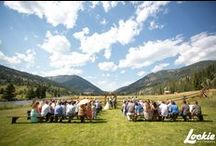 320 Ranch Weddings / Make your Montana Wedding Dreams come true. The 320 Ranch offers the perfect venue for your quiet ceremony or whole town blow out!  Visit our website www.320ranch.com for more information!