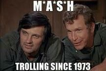 M*A*S*H /   / by Beth Cathcart