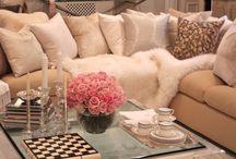 Living Room Decor / by Tiffany Nardozzi