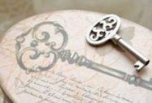 Keys / by Beth Parsons