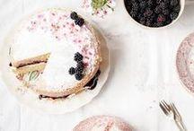 Crazy about cakes / Gâteaux dingues / #cakes #food #bakery #sweets #layercakes #gâteaux #recettes