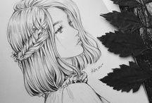 draw /
