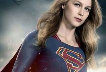 Supergirl. Series