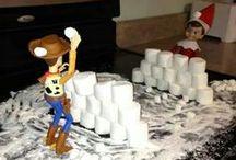Christmas-Elf on the Shelf