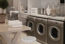 Kitchen, Laundry & Dining Rooms / by Anna Dokakis-Stepp