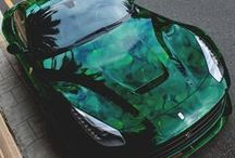 Green / by David Moskow