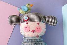 stuffed,prims &dolls