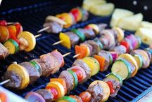 Summer Grilling / by Stephanie Tyler