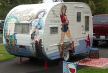 Glamper Glam and Camping / Have Shasta trailer...want to Glamp it up!  / by Rayanna Wojahn DeFord