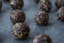 snacks / by Laura Mercier