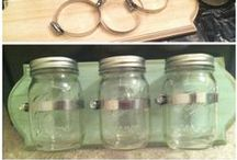 Home Decor / Canning and preserving is not the only thing you can do with Bernardin Jars! Our jars can also be an affordable and beautiful way to decorate your home and make the most of small spaces. Check out this board for some fun and practical ideas.