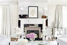 Living/Family Room / by Monika Hibbs