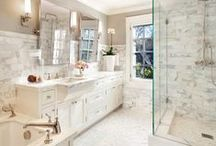 Bathroom / by Monika Hibbs