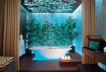 I Don't Pray or Meditate I Take Baths / Baths and Spas  / by Juliana Aldous