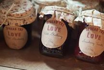 Wedding Bells / Looking for the perfect centrepieces, aisle runners, or wedding favours? We've got you covered with all the pretty things you can do with mason jars to make your special day extra special!