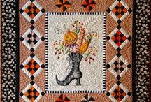 Embroidery Ideas and Tutes / Add a touch of handwork to your quilt or other project for sparkle or fun. It isn't your Grandma's embroidery anymore! / by Rayanna Wojahn DeFord