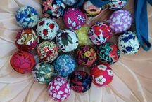 Fiberlove-felted beads & felting