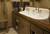 Home - Bathroom Inspiration / by Sussedout