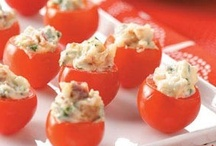 Recipes - Appetizers / by Sussedout