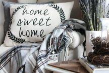 home sweet home / K&Ç / by CCakiroglu