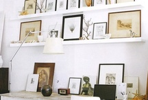 Home Office Inspiration / by Juliana Aldous
