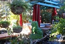 Arizona Patio Inspirations / by Rayanna Wojahn DeFord