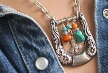 Jewelry Ideas / by Rayanna Wojahn DeFord