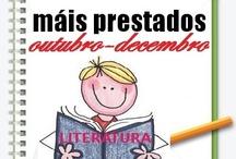 Máis prestados Literatura Infantil. Outono 2012 / Os máis prestados de LITERATURA INFANTIL na Biblioteca Ánxel Casal Outubro-Decembro 2012