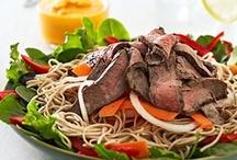 Dinner Ideas - Pork and Beef