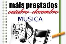Máis prestados Música. Outono 2012 / Os máis prestados de MÚSICA na Biblioteca Ánxel Casal. OUTUBRO-DECEMBRO 2012