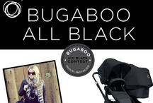 Bugaboo All Black Contest  / by Monika Hibbs