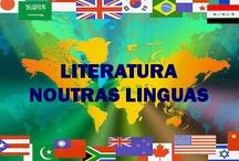 Literatura noutras linguas