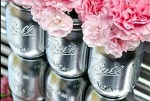 Patty's wedding creative ideas / by Sandra Marquez