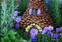 fairy gardens / just for Haven