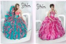 Quinceanera/Sweet 16 Dresses! / Plain Jane or glitz and glam! There is a dress for every fashionista!