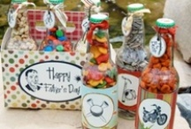 DIY Father's Day Gifts / Create something special, that comes from the heart, with these fun Father's Day DIY gift ideas!