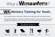 WorshipArts Graphics / by Peter Webb